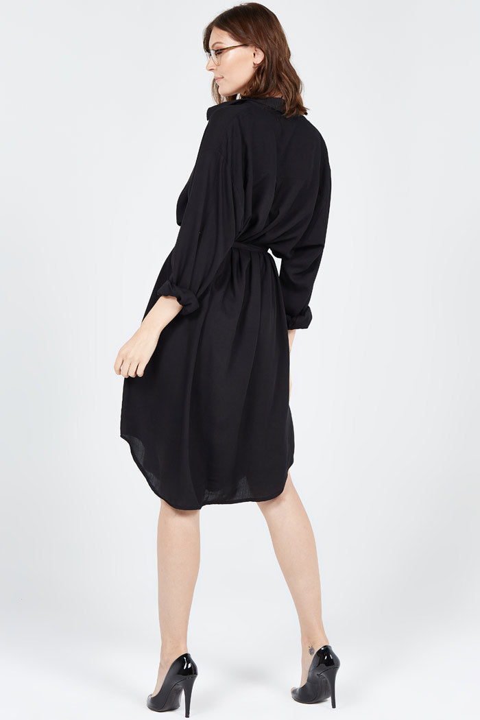 Angelica Dress Black