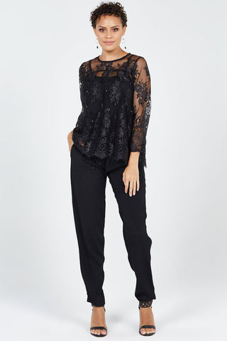 Cressida Black Pants were $85 now $50