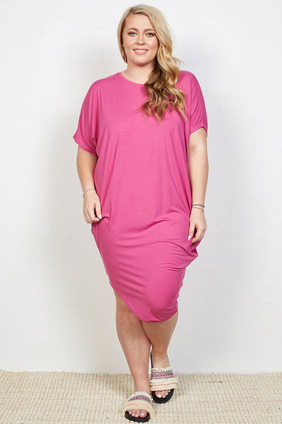 Lola Dress Limited Edition Persian Pink