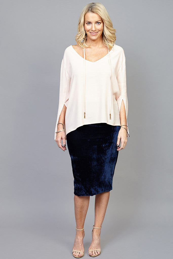 Magic Skirt - Royal Velvet WAS $135 NOW $30 ONLY 2 LEFT