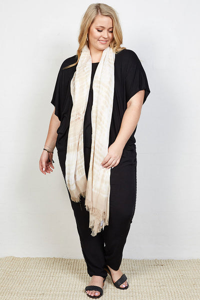 Salt and Caramel Scarf ONLY 1 LEFT