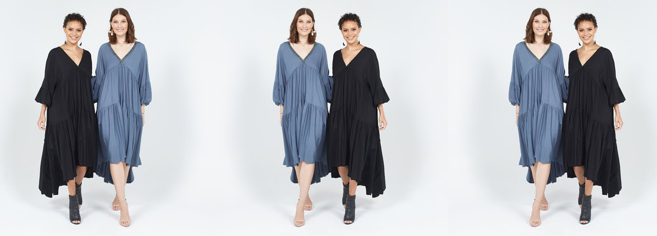 HUNT + KELLY Summer Collection 2017 - Brighton Beach Dress