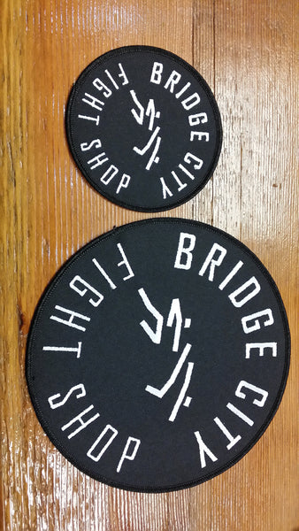 BCFS Patches - Bridge City Fight Shop