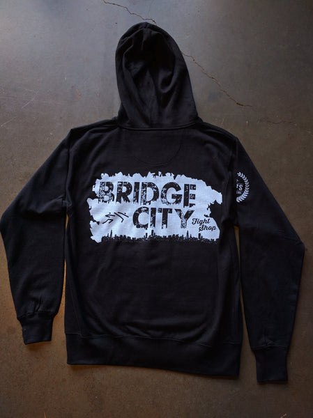 Bridge City Fight Shop Hoody - Bridge City Fight Shop - 2