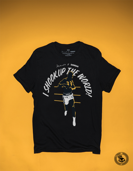 "Bangarang ""Shook Up The World"" Men's Tee"