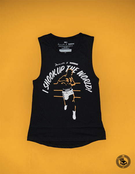 "Bangarang ""Shook Up The World"" Women's Tank"