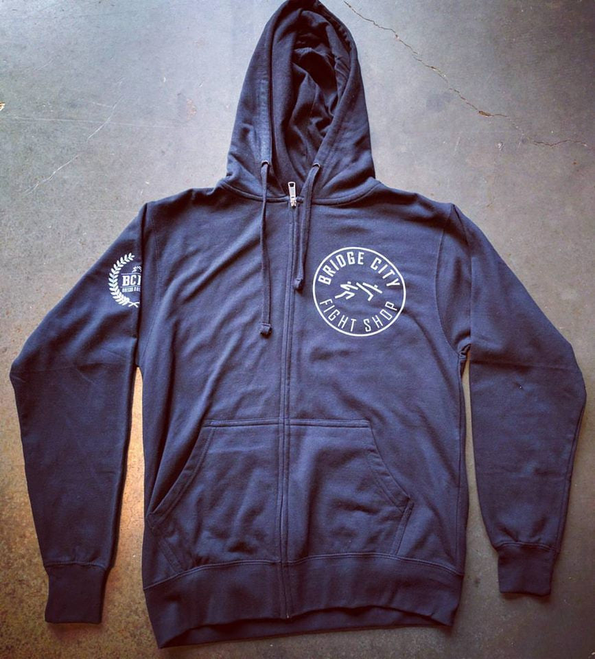 Bridge City Fight Shop Hoody - Bridge City Fight Shop - 1