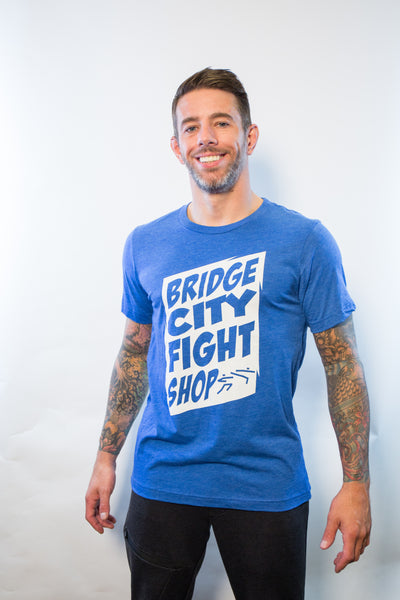 Bridge City Fight Shop Sin City Tee