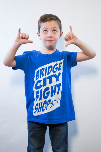 Bridge City Fight Shop Kids Sin City Tee