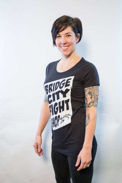 Bridge City Fight Shop Female Sin City Tee