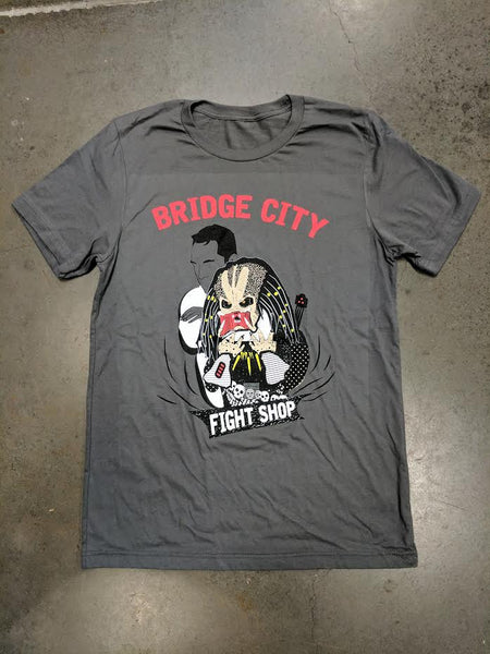 Bridge City Fight Shop To Catch A Predator Tee - Bridge City Fight Shop