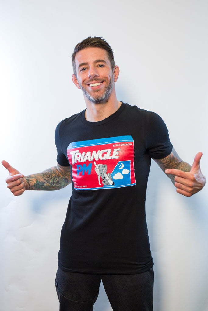 Bridge City Fight Shop Triangle PM Tee