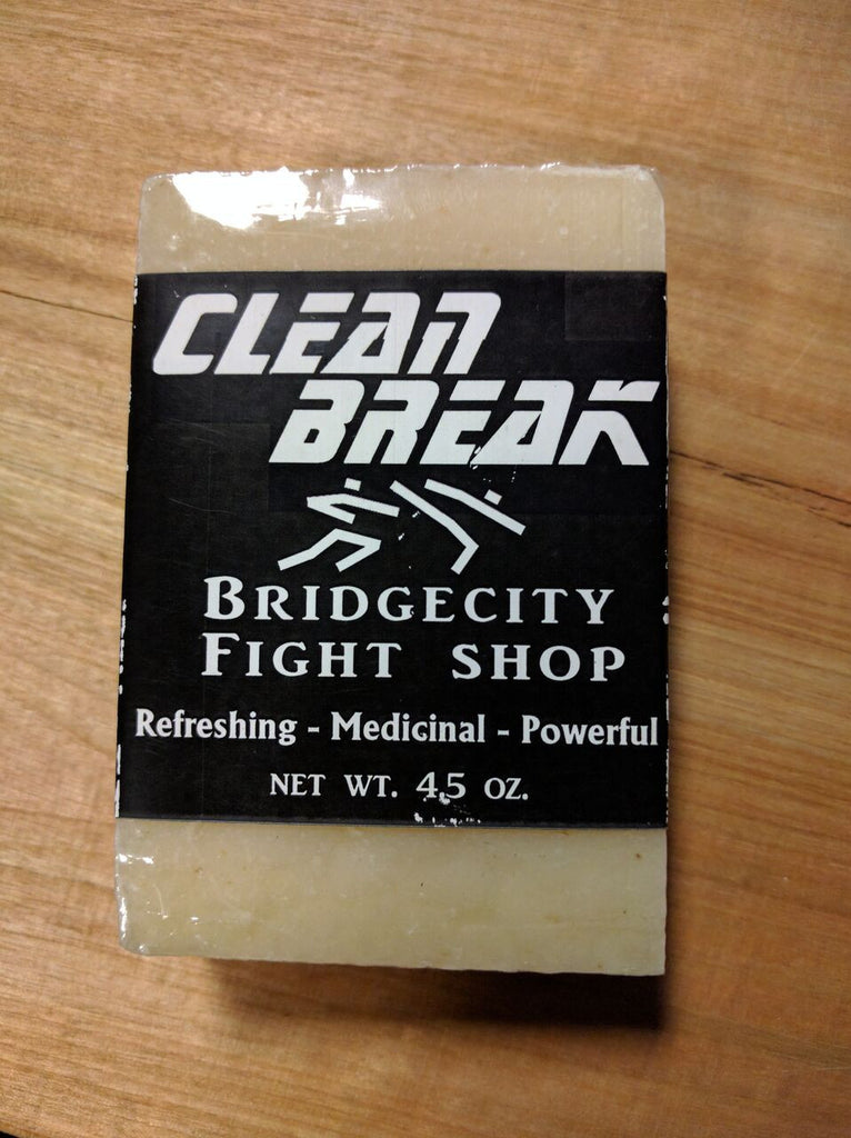 Bridge City Fight Shop Clean Break Soap Bar - Bridge City Fight Shop