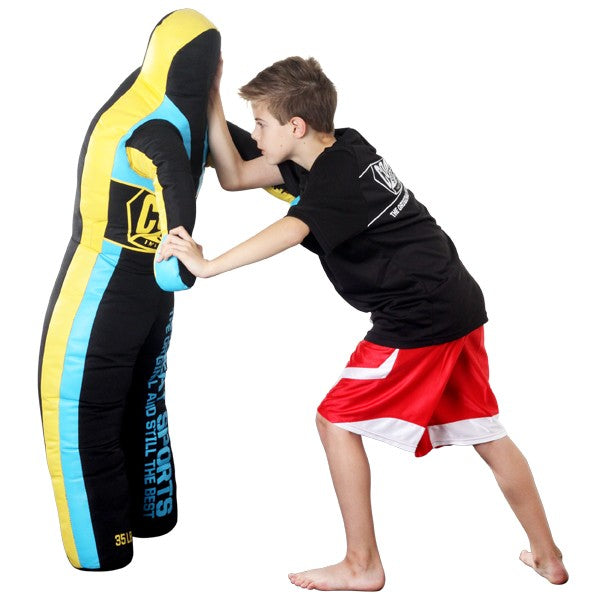 "Combat Sports 35LB. Youth Grappling Dummy ""Brucie"""