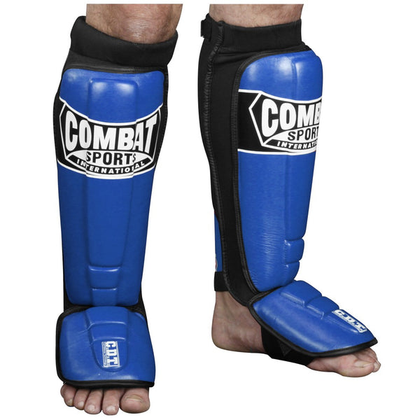 Combat Sports Pro-Style MMA Shin Guards - Bridge City Fight Shop - 2