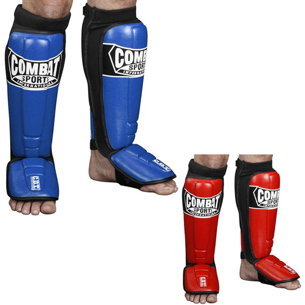 Combat Sports Pro-Style MMA Shin Guards - Bridge City Fight Shop - 1
