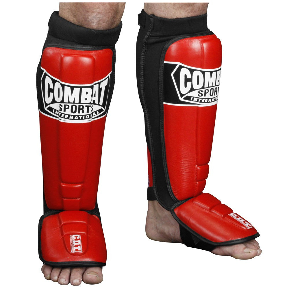 Combat Sports Pro-Style MMA Shin Guards - Bridge City Fight Shop - 4