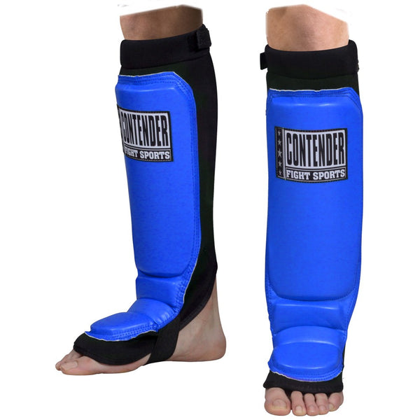 Contender Fight Sports MMA Grappling Shin Guards - Bridge City Fight Shop - 2