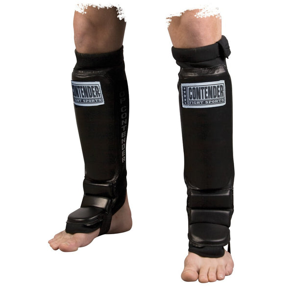 Contender Fight Sports MMA Grappling Shin Guards - Bridge City Fight Shop - 1