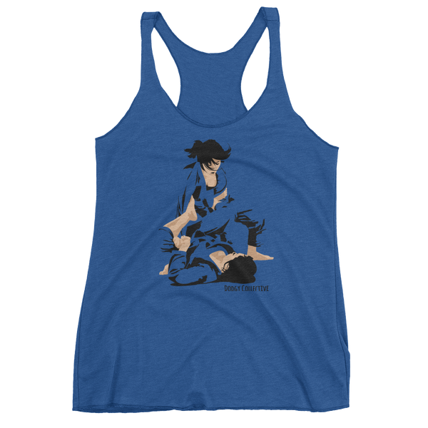 Dodgy Collective Lady Like Gi Tank Top