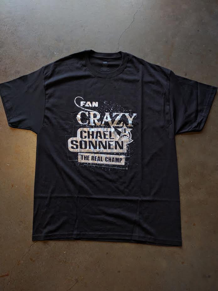 FCFF Crazy 4 Chael T Shirt - Bridge City Fight Shop