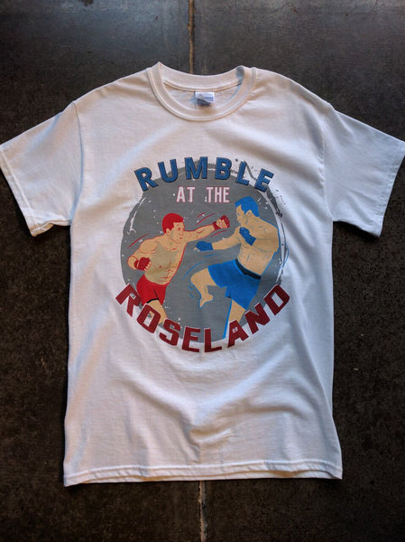 FCFF Rumble at the Roseland 88 Shirts - Bridge City Fight Shop