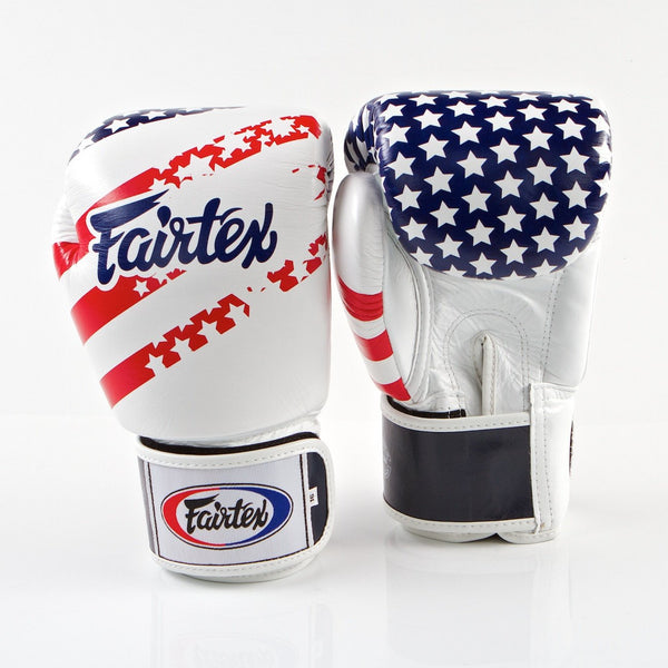 Fairtex American Flag Universal Muay Thai Gloves