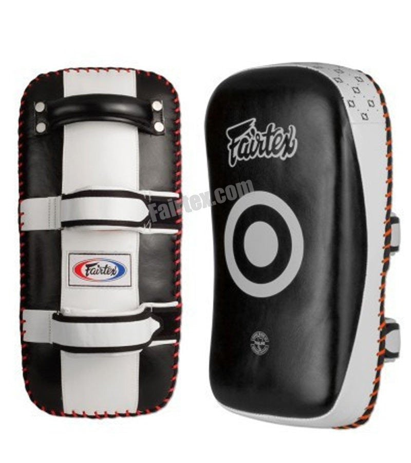Fairtex Extra Thick Curved Kick Pads - Bridge City Fight Shop