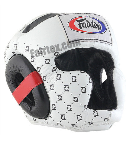 Fairtex HG10 Headgear - Bridge City Fight Shop - 2
