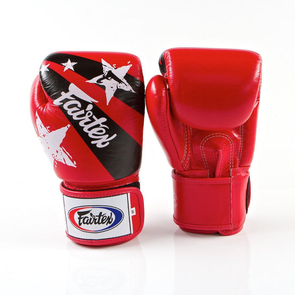 Fairtex Nation Prints Universal Muay Thai/Boxing Gloves