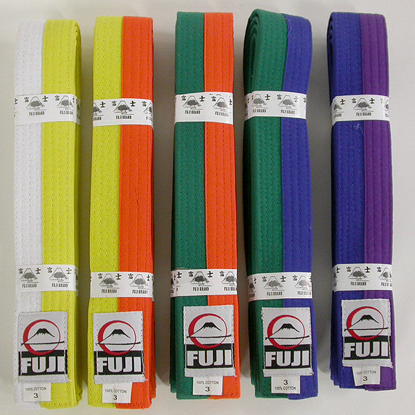 Fuji Sport Belts Multi Color - Bridge City Fight Shop - 1