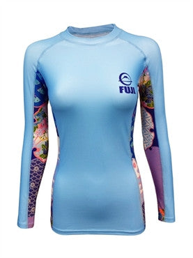 Fuji Women's Kimono Rashguard - Bridge City Fight Shop - 2
