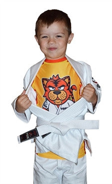FUJI Sports Toshi the Tiger Rash Guard, Kids - Bridge City Fight Shop - 4