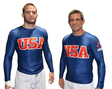 Fuji USA Rashguard - Bridge City Fight Shop