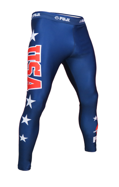 FUJI Sports USA Grappling Spats - Bridge City Fight Shop - 3