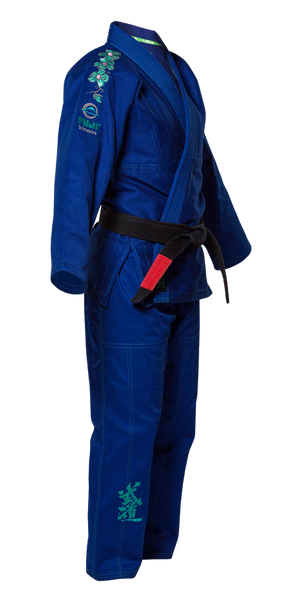 FUJI Sports Gi Blue Blossom - Bridge City Fight Shop - 2