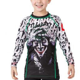 Fusion Batman The Killing Joke Kids BJJ Rashguard