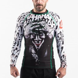 Fusion Batman The Killing Joke Rashguard - Bridge City Fight Shop