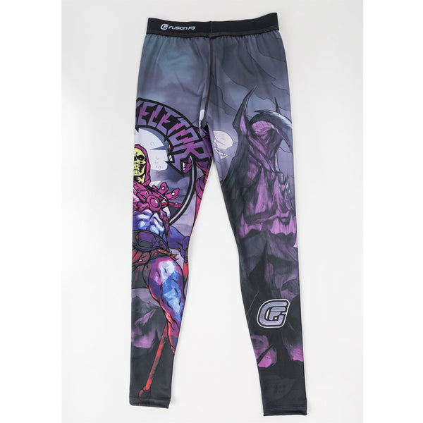 Fusion Masters Of The Universe Skeletor Spats Compression Pants