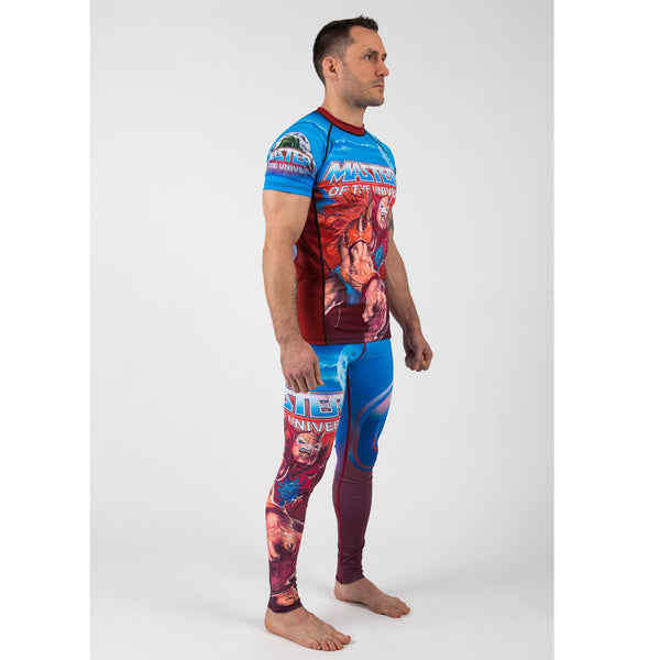 Fusion Masters of the Universe Beast Man Rash Guard Compression Shirt