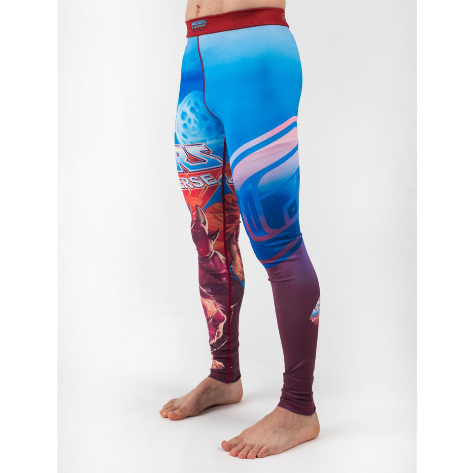 Fusion Masters of the Universe Beast Man Spats Compression Pants