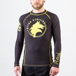 Fusion Rocky Italian Stallion BJJ Rashguard - Bridge City Fight Shop - 1