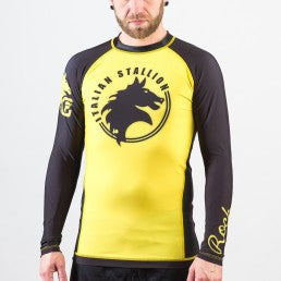 Fusion Rocky Italian Stallion BJJ Rashguard - Bridge City Fight Shop - 3
