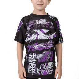 Fusion Teenage Mutant Ninja Turtles Shredder Rashguard- Kids