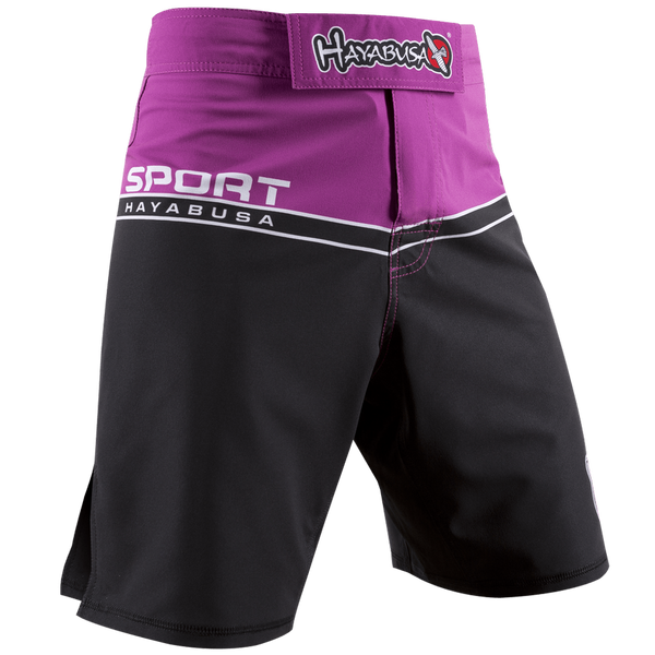 Hayabusa Sport Women Training Shorts - Bridge City Fight Shop - 2