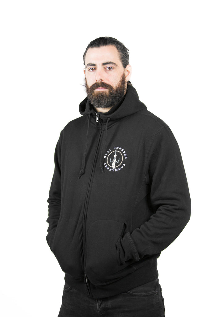 Newaza Apparel Heel Hookers Anonymous Hoodie