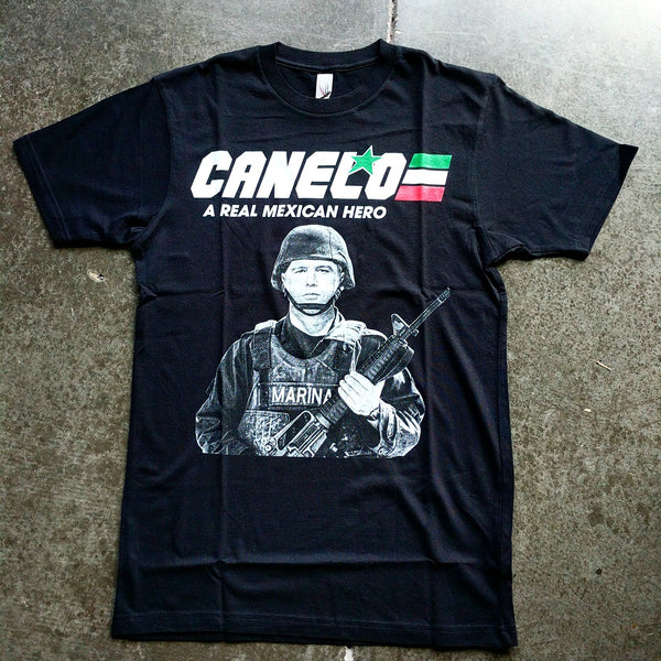Decomp Canelo Mexican Hero Tee