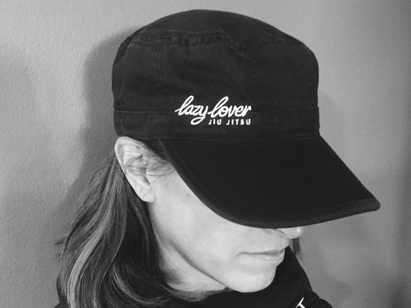 Lazy Lover Cadet Hat - Bridge City Fight Shop