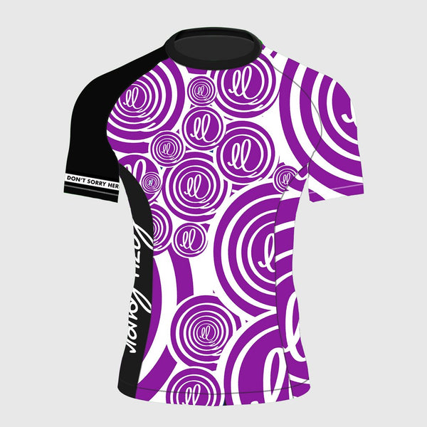 Lazy Lover Women's Ranked Rashguard