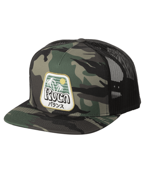 RVCA Sunrise Trucker